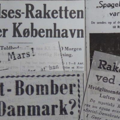 De danske UFO'er – Fra fascination til forklaring