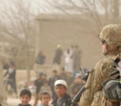 Som ringe i vandet #2 – Krigen i Afghanistan